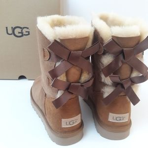 New UGG Bailey Bow ll Boots Various Sizes
